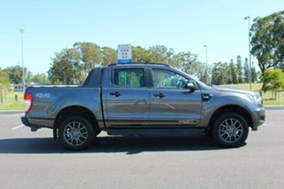 2017 Ford Ranger PX MkII XLT Double Cab Magnetic Sports Automatic Dual Cab Utility.
