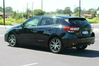 2017 Subaru Impreza G5 MY18 2.0i Premium CVT AWD Black Constant Variable Hatchback