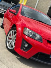 2006 Holden Special Vehicles Clubsport E Series R8 Red 6 Speed Manual Sedan