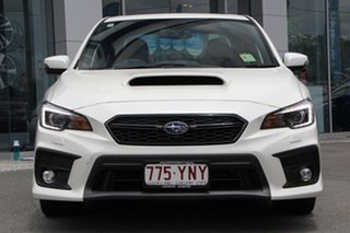2018 Subaru WRX V1 MY19 Premium Lineartronic AWD White Crystal 8 Speed Constant Variable Sedan