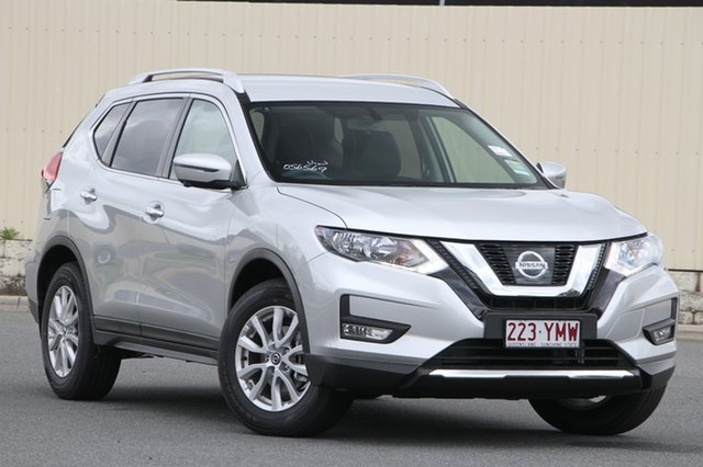 Demo Nissan X-Trail T32 Series II ST-L X-tronic 2WD, 2018 Nissan X-Trail T32 Series II ST-L X-tronic 2WD Brilliant Silver 7 Speed Constant Variable Wagon