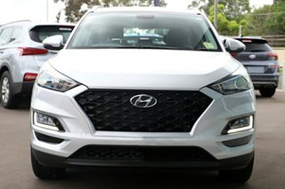 2019 Hyundai Tucson TL3 MY19 Active X (FWD) Platinum Silver 6 Speed Automatic Wagon