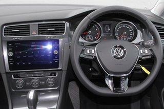 2018 Volkswagen Golf 7.5 MY18 110TSI DSG Comfortline Tungsten Silver 7 Speed