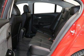 2017 Holden Commodore VF II MY17 SS-V Redline Motorsport Edt Red 6 Speed Manual Sedan