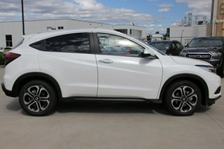 2019 Honda HR-V MY19 VTi-LX White Orchid 1 Speed Constant Variable Hatchback