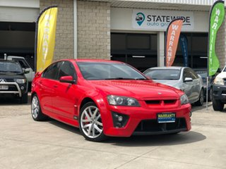 2006 Holden Special Vehicles Clubsport E Series R8 Red 6 Speed Manual Sedan.