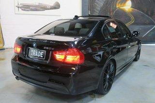 2011 BMW 320d E90 MY1011 Lifestyle Steptronic Black 6 Speed Sports Automatic Sedan
