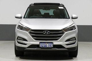 2015 Hyundai Tucson TLE Highlander R-Series (awd) Silver 6 Speed Automatic Wagon.