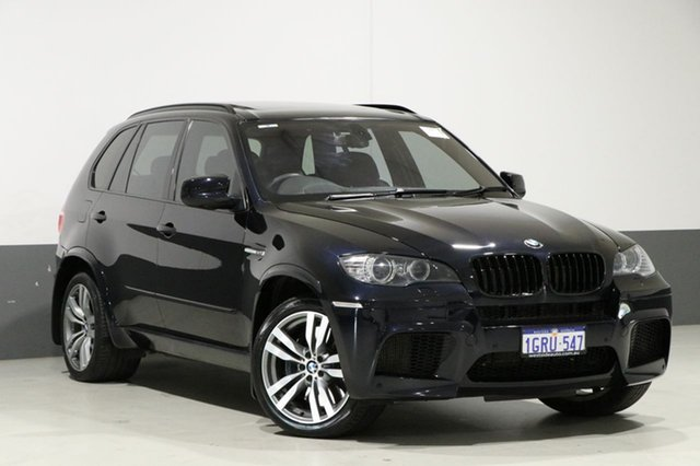 Used BMW X5 E70 MY10 M, 2010 BMW X5 E70 MY10 M Black 6 Speed Automatic Wagon
