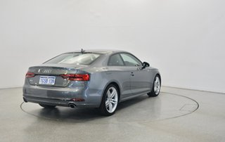 2017 Audi A5 F5 MY18 Sport S tronic quattro Grey 7 Speed Sports Automatic Dual Clutch Coupe.