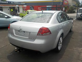 2008 Holden Commodore VE MY09.5 Omega 60th Anniversary Silver 4 Speed Automatic Sedan
