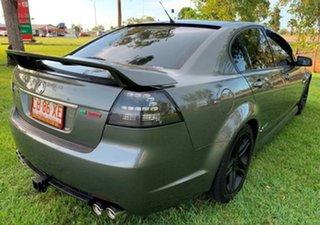 2011 Holden Commodore VE II MY12 SS Grey 6 Speed Manual Sedan.