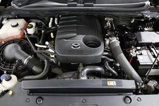 2012 Mazda BT-50 XTR (4x4) Black 6 Speed Manual Freestyle Utility