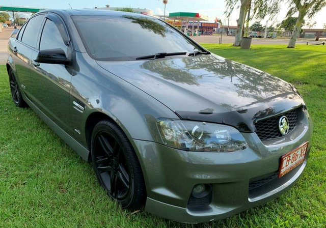 Used Holden Commodore VE II MY12 SS, 2011 Holden Commodore VE II MY12 SS Grey 6 Speed Manual Sedan