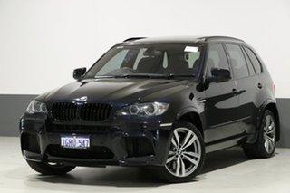 2010 BMW X5 E70 MY10 M Black 6 Speed Automatic Wagon.