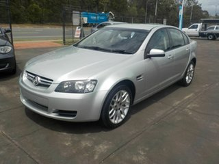 2008 Holden Commodore VE MY09.5 Omega 60th Anniversary Silver 4 Speed Automatic Sedan.