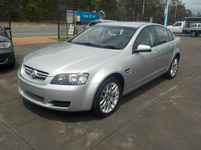 Used Holden Commodore VE MY09.5 Omega 60th Anniversary, 2008 Holden Commodore VE MY09.5 Omega 60th Anniversary Silver 4 Speed Automatic Sedan