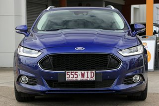 2015 Ford Mondeo MD Titanium PwrShift Blue 6 Speed Sports Automatic Dual Clutch Wagon