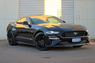 2018 Ford Mustang FN 2018MY GT Fastback Shadow Black 6 Speed Manual Fastback