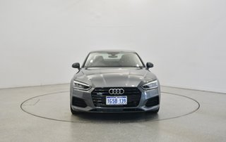 2017 Audi A5 F5 MY18 Sport S tronic quattro Grey 7 Speed Sports Automatic Dual Clutch Coupe