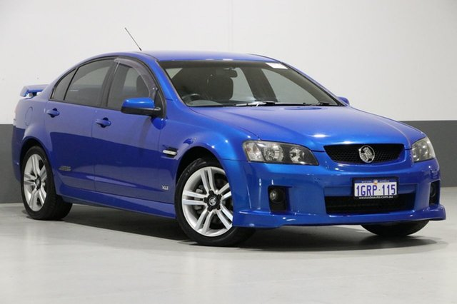 Used Holden Commodore VE MY09.5 SS, 2009 Holden Commodore VE MY09.5 SS Blue 6 Speed Manual Sedan