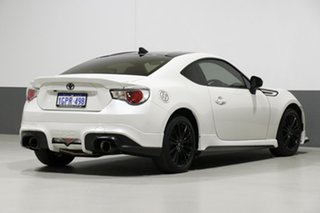 2016 Toyota 86 ZN6 MY15 GTS Blackline White 6 Speed Manual Coupe