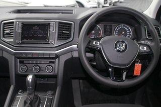2018 Volkswagen Amarok 2H MY18 TDI550 4MOTION Perm Sportline Candy White 8 Speed Automatic Utility