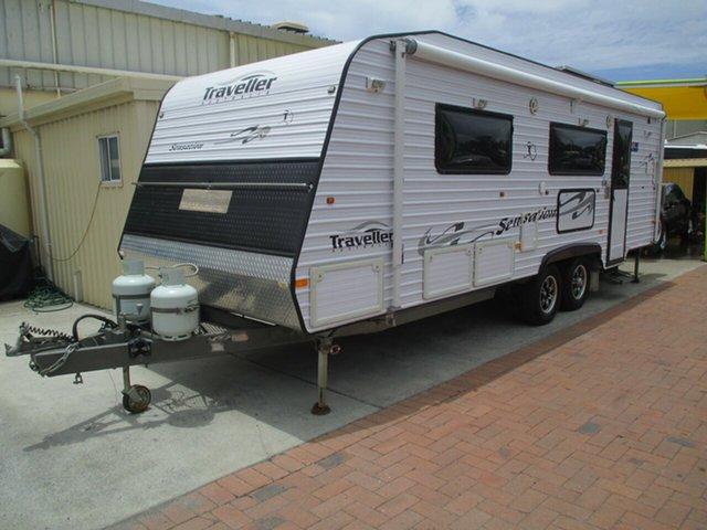 Used Traveller   , 2011 Traveller Sensation 23FT Caravan