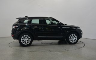 2017 Land Rover Range Rover Evoque L538 MY18 TD4 150 SE Black 9 Speed Sports Automatic Wagon.