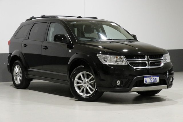 Used Dodge Journey JC MY15 SXT, 2015 Dodge Journey JC MY15 SXT Black 6 Speed Automatic Wagon