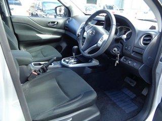 2018 Nissan Navara D23 S3 ST Brilliant Silver 7 Speed Sports Automatic Utility