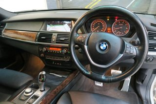 2009 BMW X5 E70 MY10 xDrive48i Steptronic Silver 6 Speed Sports Automatic Wagon