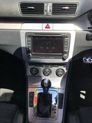 2009 Volkswagen Passat Type 3C MY09 R36 DSG 4MOTION Silver 6 Speed Sports Automatic Dual Clutch
