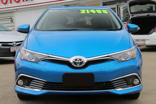 2017 Toyota Corolla ZRE182R Ascent Sport S-CVT Blue Gem 7 Speed Constant Variable Hatchback