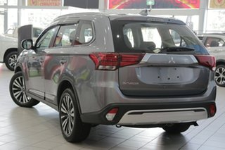 2018 Mitsubishi Outlander ZL MY19 ES 7 Seat (2WD) Titanium Continuous Variable Wagon.