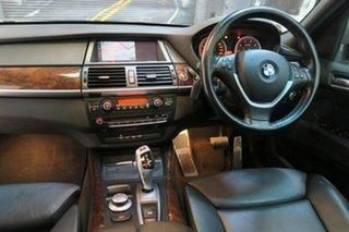 2009 BMW X5 E70 MY10 xDrive48i Steptronic Silver 6 Speed Sports Automatic Wagon.