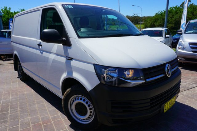 Used Volkswagen Transporter T5 MY15 TDI340 SWB, 2015 Volkswagen Transporter T5 MY15 TDI340 SWB White 6 Speed Manual Van