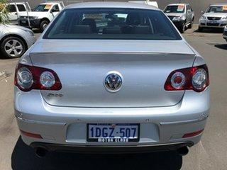 2009 Volkswagen Passat Type 3C MY09 R36 DSG 4MOTION Silver 6 Speed Sports Automatic Dual Clutch.