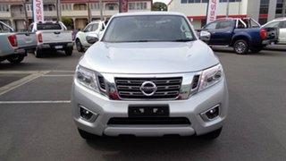 2018 Nissan Navara D23 S3 ST Brilliant Silver 7 Speed Sports Automatic Utility.