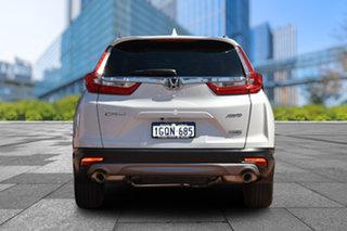 2018 Honda CR-V RW MY18 VTi-LX 4WD White Orchid 1 Speed Constant Variable Wagon