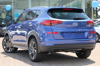 2018 Hyundai Tucson TLE3 MY19 Special Edition AWD Champion Blue 8 Speed Sports Automatic Wagon.