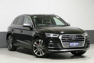 2017 Audi SQ5 FY MY17 3.0 TFSI Quattro Mythos Black 8 Speed Automatic Tiptronic Wagon.