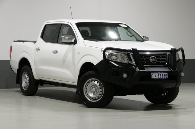 Used Nissan Navara NP300 D23 RX (4x4), 2015 Nissan Navara NP300 D23 RX (4x4) White 7 Speed Automatic Double Cab Utility