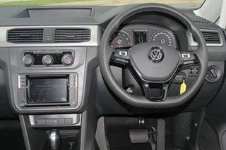2018 Volkswagen Caddy 2K MY18 TSI220 Maxi DSG Trendline Candy White 7 Speed