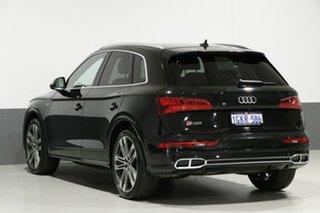 2017 Audi SQ5 FY MY17 3.0 TFSI Quattro Mythos Black 8 Speed Automatic Tiptronic Wagon