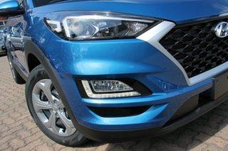 2018 Hyundai Tucson TL3 MY19 Go 2WD Aqua Blue 6 Speed Automatic Wagon.