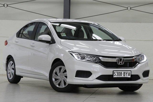 Demo Honda City GM MY19 VTi, 2018 Honda City GM MY19 VTi White Orchid 1 Speed Constant Variable Sedan