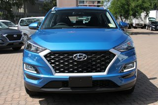 2018 Hyundai Tucson TL3 MY19 Go 2WD Aqua Blue 6 Speed Automatic Wagon