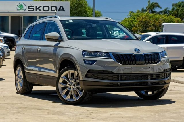 Used Skoda Karoq NU MY18 110TSI DSG FWD, 2018 Skoda Karoq NU MY18 110TSI DSG FWD Grey 7 Speed Sports Automatic Dual Clutch Wagon