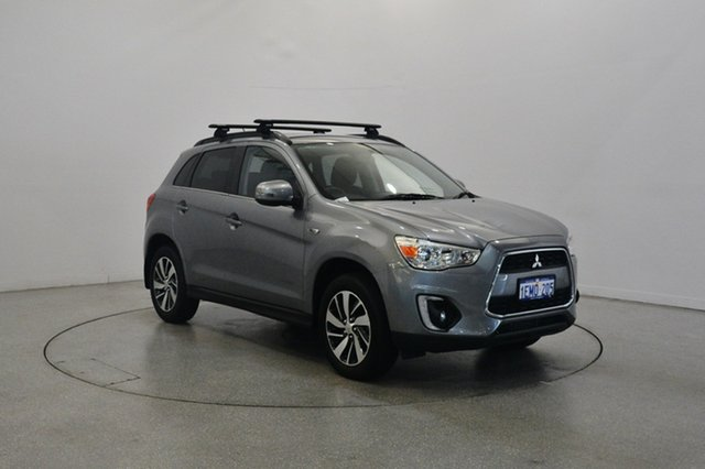 Used Mitsubishi ASX XB MY15 LS, 2014 Mitsubishi ASX XB MY15 LS Grey 6 Speed Sports Automatic Wagon